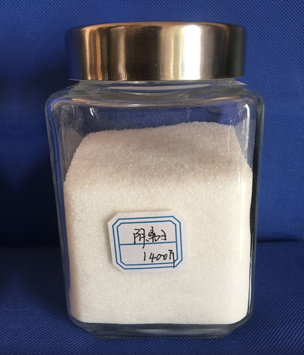 四川1400万阴离子聚丙烯酰胺